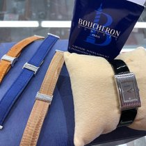 Boucheron Steel Quartz pre-owned