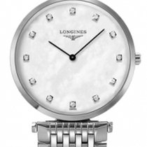 Longines La Grande Classique Steel 29.00mm Mother of pearl No numerals United States of America, Florida, Tarpon Springs