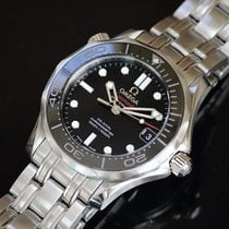 Omega 212.30.36.20.01.002 Steel Seamaster Diver 300 M pre-owned