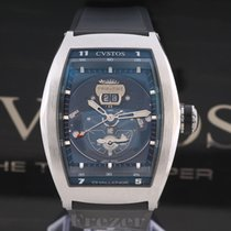Cvstos 53.7mm Automatic pre-owned Challenge
