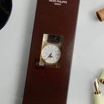Patek Philippe Minute Repeater Perpetual Calendar Pозовое золото 39.5mm Белый Без цифр