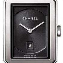 Chanel Boy-Friend Steel 26.7mm Black No numerals United States of America, New York, New York