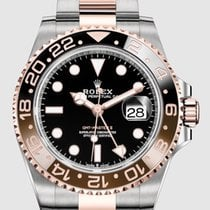 Rolex 126711CHNR Gold/Steel 2019 GMT-Master II 40mm new United States of America, New Jersey, Totowa