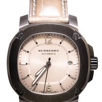 Burberry Steel 43mm Automatic pre-owned