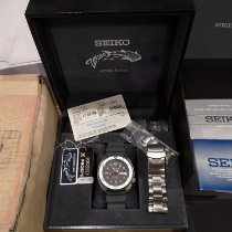 Seiko Automatic SRPA19K1 pre-owned