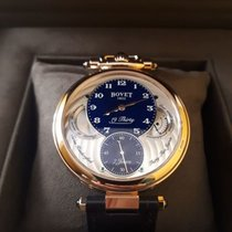 Bovet Rose gold 42mm Automatic NTR0013 new