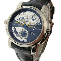 Ulysse Nardin Sonata White gold Blue United States of America, Florida, North Miami Beach