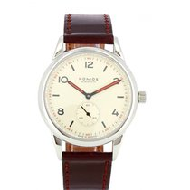 NOMOS Steel 40mm Automatic 753 new