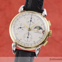 Chronoswiss Classic Gold/Steel 37mm Silver