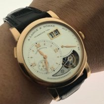 A. Lange & Söhne pre-owned Manual winding