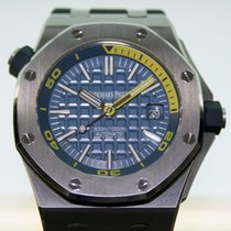 Audemars Piguet Royal Oak Offshore Diver Steel 42mm Blue No numerals Australia, Sydney