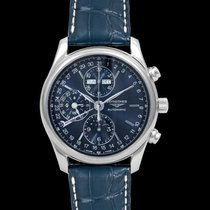 Longines Master Collection Steel 40.00mm Blue United States of America, California, Burlingame