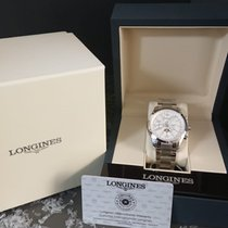Longines Steel 42mm Automatic Longines Conquest Classic Réf : L2.798.4.72.6  Série 4432129 new
