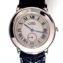 カルティエ CARTIER Must De Cartier Ronde 925 Silber W1006718 普通 シルバー 32mm クオーツ 日本, TOKYO