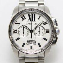 Cartier Calibre de Cartier Chronograph Stahl 42mm