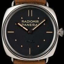 Panerai Radiomir 3 Days 47mm nieuw 2014 Handopwind Alleen het horloge PAM00425