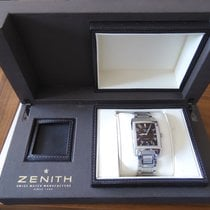 Zenith Port Royal 02.0250.684 pre-owned