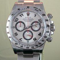 Rolex Daytona Silber 40mm Silber Arabisch Deutschland, Eltville