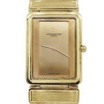 Vacheron Constantin 18k  Gold Harmony Quartz Watch