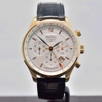 Paul Picot Gentleman 42 Chronograph GMT 18K Pink Gold