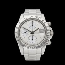 Tudor Oysterdate Big Block Chronograph Stainless Steel Gents...