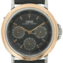 Oris Steel 35mm Automatic pre-owned