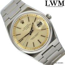 Rolex Oyster Perpetual Date 1530 cream dial very rare 1975