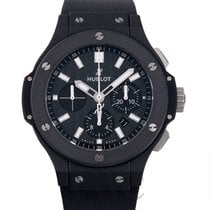 ウブロ (Hublot) Big Bang Black Magic Black Ceramic/Rubber 44mm -...