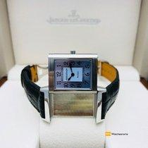 Jaeger-LeCoultre Reverso Classique Blue Dial Steel