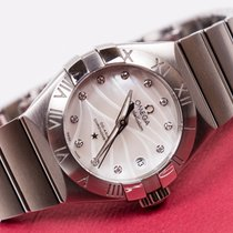 Omega CONSTELLATION CO-AXIAL 27 MM ref. 123.10.27.20.55.002   ...