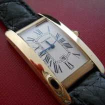 Cartier Tank Americaine Automatic Ref.1725 Only Booklet