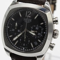 Heuer Steel 38mm Automatic CR2110 pre-owned