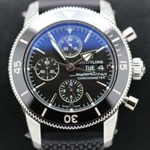 Breitling Steel 44mm Automatic A13313121B1S1 new