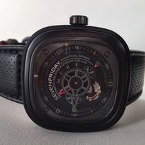 Sevenfriday P3-1 Stål 47mm