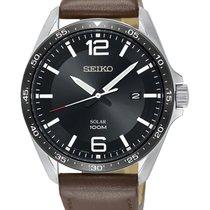Seiko Solar SNE487P1 new