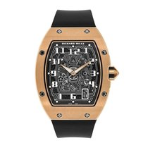 Richard Mille Rose gold 38.7mm Automatic RM67-01 RG pre-owned United States of America, New York, New York