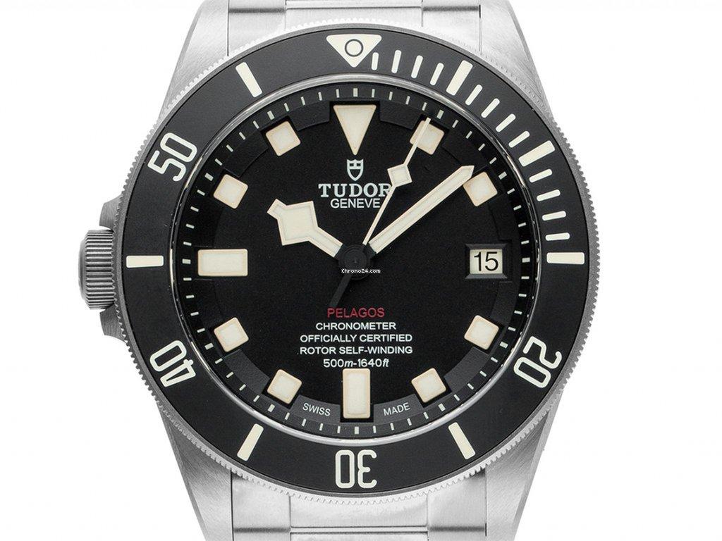 47d318ecc55d Precio de relojes Tudor Pelagos en Chrono24