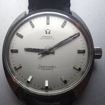 Omega Silver Automatic 40mm pre-owned Seamaster