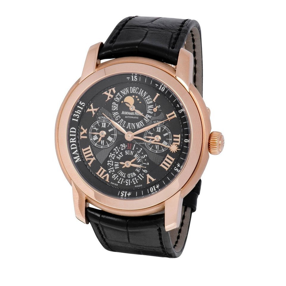 5e7d7bf5f Prices for Audemars Piguet watches | buy a Audemars Piguet watch at a  bargain price at Chrono24