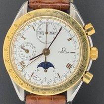Omega Speedmaster Date 39mm White United States of America, New York, New York