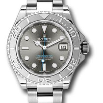 Rolex Yacht-Master 37 Steel 37mm