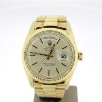 Rolex Geelgoud Automatisch Goud Geen cijfers 26mm tweedehands Oyster Perpetual Lady Date