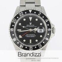 Rolex 16710 Acciaio 2000 GMT-Master II 40mm usato Italia, Roma