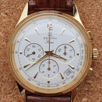 Zenith Gold/Steel Manual winding 20.0010.420 pre-owned Singapore, Singapore