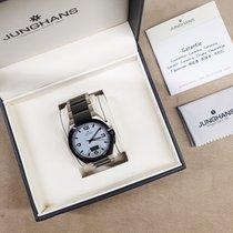 Junghans Steel 42mm 018/1423.44 new