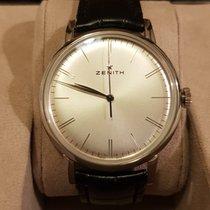 Zenith Elite 6150 Steel 42mm Silver No numerals