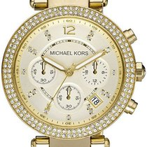 Michael Kors 39mm Quartzo MK5354 novo