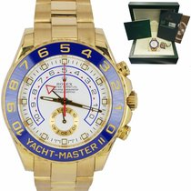 Rolex 116688 Yellow gold Yacht-Master II 44mm pre-owned United States of America, New York, Massapequa Park