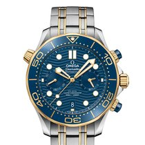 Omega Seamaster Diver 300 M 210.20.44.51.03.001 2020 new