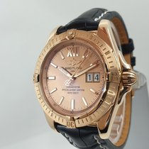 Breitling Galactic 41 Rose gold 41mm Gold